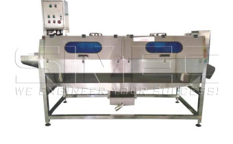 SGX-1000-Automatic-Avocado-Fruit-Washing-Machine