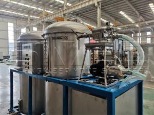 Oil-Filtering-Machine