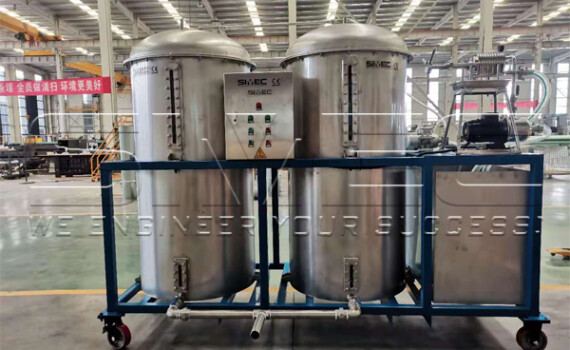 Oil-Purification-Machine